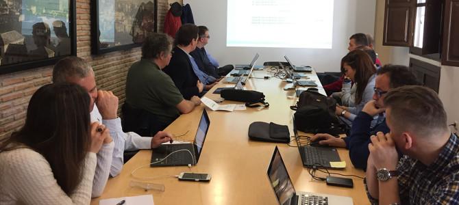 Consortium's Workshop in Granada 27-28.03.2017